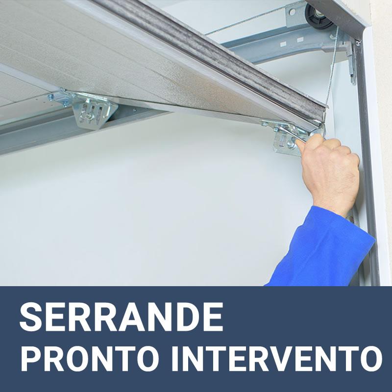 Serrande Castagnola -Pronto intervento serrande 24 ore su 24. Chiamaci per riaprire la tua serranda incastrata. Arriveremo il pià presto possibile.